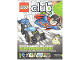 Book No: wc16dejr3  Name: Lego Club Junior Magazin (German) 2016 Issue 3