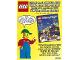 Catalog No: 4151443  Name: 2001 Insert - Shop at Home - Minifigure (4151443)
