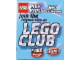 Catalog No: 4170584-2  Name: 2002 Insert - LEGO Club - US/Canadian Sky Blue Version (4170584)