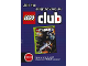 Catalog No: 4170585-1  Name: 2002 Insert - LEGO Club - US/Canadian Purple Version (4170585)