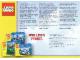 Catalog No: 4216103  Name: 2003 Insert - Internet Survey Promotion (4216103)