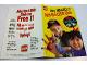 Catalog No: 822579  Name: 1995 Insert - LEGO Club - US (822579)