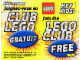 Catalog No: c01LCin  Name: 2001 Insert - LEGO Club - US/Canadian (4151441)