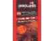 Catalog No: c01UKwcin  Name: 2001 Insert - World Club - UK (Life on Mars)