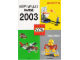 Catalog No: c03nirdc  Name: 2003 Dealer New Impulse Range  (4196014-EUE/UK)
