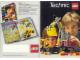 Catalog No: c84eut2  Name: 1984 Medium Technic European (105378/105478 EU III (UK/F/B))
