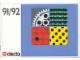 Catalog No: c91atdac  Name: 1991 Medium Austria Dacta 91/92 (950.917-A)