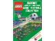 Catalog No: c98UKfcin  Name: 1998 Insert - Lego Football Collection - UK