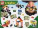 Catalog No: m01cre  Name: 2001 Mini Creator (4155520/4155518)
