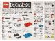 Catalog No: s87eu  Name: 1987 Medium Service Packs European D/A/CH/I (151182/151282)