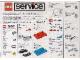 Catalog No: s88eu  Name: 1988 Medium Service Packs European D/A/CH/I (102582/102682)