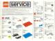 Catalog No: s88eu2  Name: 1988 Medium Service Packs GB/F/NL/B (102578/102678)