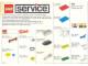 Catalog No: s91de  Name: 1991 Medium Service Packs German (921758)