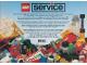 Catalog No: s93ch  Name: 1993 Medium Service Packs Swiss (922711-CH)