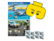 Gear No: 013051304607  Name: Party Game, City Police, Put the Shark in the Water