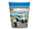 Gear No: 013051304782  Name: Food - Party Cups City Police (8 pcs)