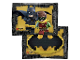 Gear No: 026635358767  Name: Balloon, Mylar Party, The LEGO Batman Movie, Small
