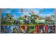 Gear No: 075673DE  Name: Legends of Chima Poster - Limited Edition