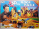 Gear No: 08098  Name: Rose Art Floor Puzzle, Wild West, 3D
