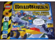 Gear No: 08564  Name: Rose Art Floor Puzzle, LEGO Roadworks, 80 pieces