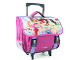 Gear No: 10040-1837  Name: Backpack / Satchel Friends Juice Bar (Roller)