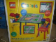 Gear No: 1246121  Name: LEGO Classic Table and Chairs Set