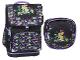 Gear No: 15225  Name: School Bag Backpack Set Friends Jungle