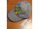 Gear No: 16739-915  Name: Ball Cap, Bricks and Minifig Heads Pattern