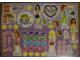Gear No: 1685-6789  Name: Sticker, Friends, Sheet of 55