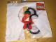 Gear No: 198637  Name: Futuron Red Key Chain with Plastic Chain