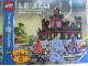 Gear No: 218141  Name: Knights' Kingdom Le Jeu (Ravensburger - French version) with 5 Minifigures