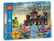 Gear No: 218158  Name: Knights' Kingdom The Game (Ravensburger - Multilanguage version) with 5 Minifigures