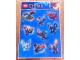 Gear No: 25068211  Name: Sticker, Legends of Chima, Sheet of 10