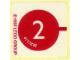 Gear No: 2536stk01  Name: Sticker for Set 2536 - (4117692)