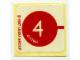 Gear No: 2538stk01  Name: Sticker for Set 2538 - (4117694)