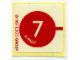 Gear No: 2541stk01  Name: Sticker for Set 2541 - (4117697)