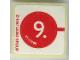 Gear No: 2543stk01  Name: Sticker for Set 2543 - (4117699)