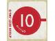 Gear No: 2544stk01  Name: Sticker for Set 2544 - (4117700)