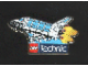 Gear No: 28867  Name: Pin, Technic Space Shuttle with Electric Lights