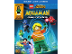 Gear No: 3000077988  Name: Video DVD and BD and UV - Aquaman - Rage of Atlantis with Minifigure