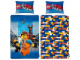 Gear No: 3391015  Name: Bedding, Duvet Cover and Pillowcase (135 cm x 200 cm) - The LEGO Movie reversible