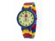 Gear No: 340801  Name: Watch Set, Classic Adult's (Glow in Dark 2 x 4 Studs Dial / Blue Bezel)