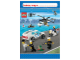 Gear No: 373697  Name: Food - Party Loot Bags City Police, Set of 8
