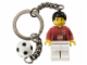 Gear No: 3946  Name: Soccer Player with Lego Logo on Front and Ball Key Chain