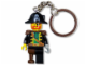 Gear No: 3983  Name: Pirate Captain Roger Key Chain