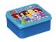 Gear No: 40501717  Name: Lunch Box, Friends Blue