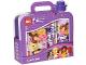 Gear No: 4059frndpurple  Name: Lunch Box Set, Friends Purple