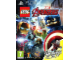 Gear No: 4084039  Name: Marvel Avengers - Sony PS3 (Limited Edition with Silver Centurion Minifigure)