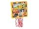 Gear No: 41005  Name: Party Piñata (Pinata) Duplo Legoville Pull-String