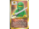 Gear No: 4142692pb2  Name: Green Ninja